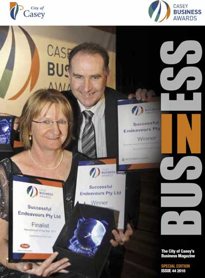 Casey inBusiness Magazine 44