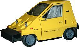 Vanguard-Sebring Electric Vehicle