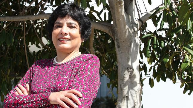 Marlene Kanga, President of Engineers Australia