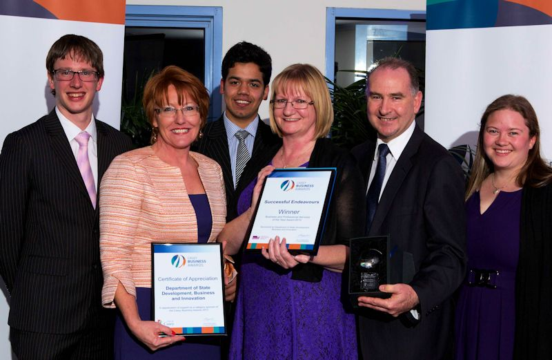 Business And Professional Services Award 2013