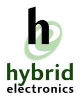 Hybrid Electronics