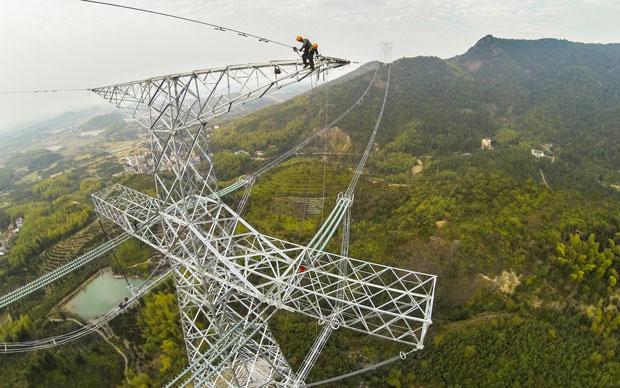 Global Power Grid