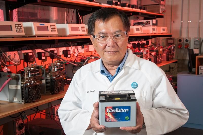 CSIRO UltraBattery Inventor - Dr Lan Lam