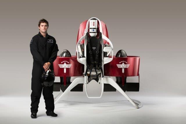 Martin Jet Pack