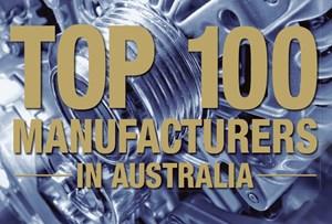 Top 100 Australian Manufacturers