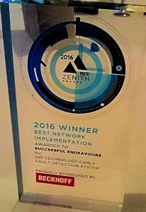 PACE Zenith Winners 2016
