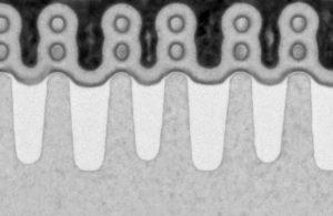 Lateral Nanowire Transistor