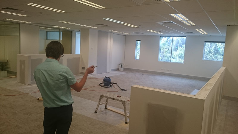 Successful Endeavours - Inside - Fit Out Nearly Complete
