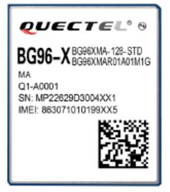 Quectel BG96 CAT-M1 Module
