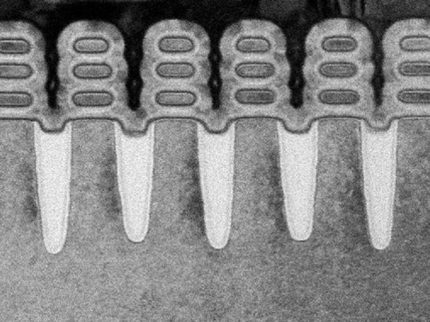 Nanosheet Transistor