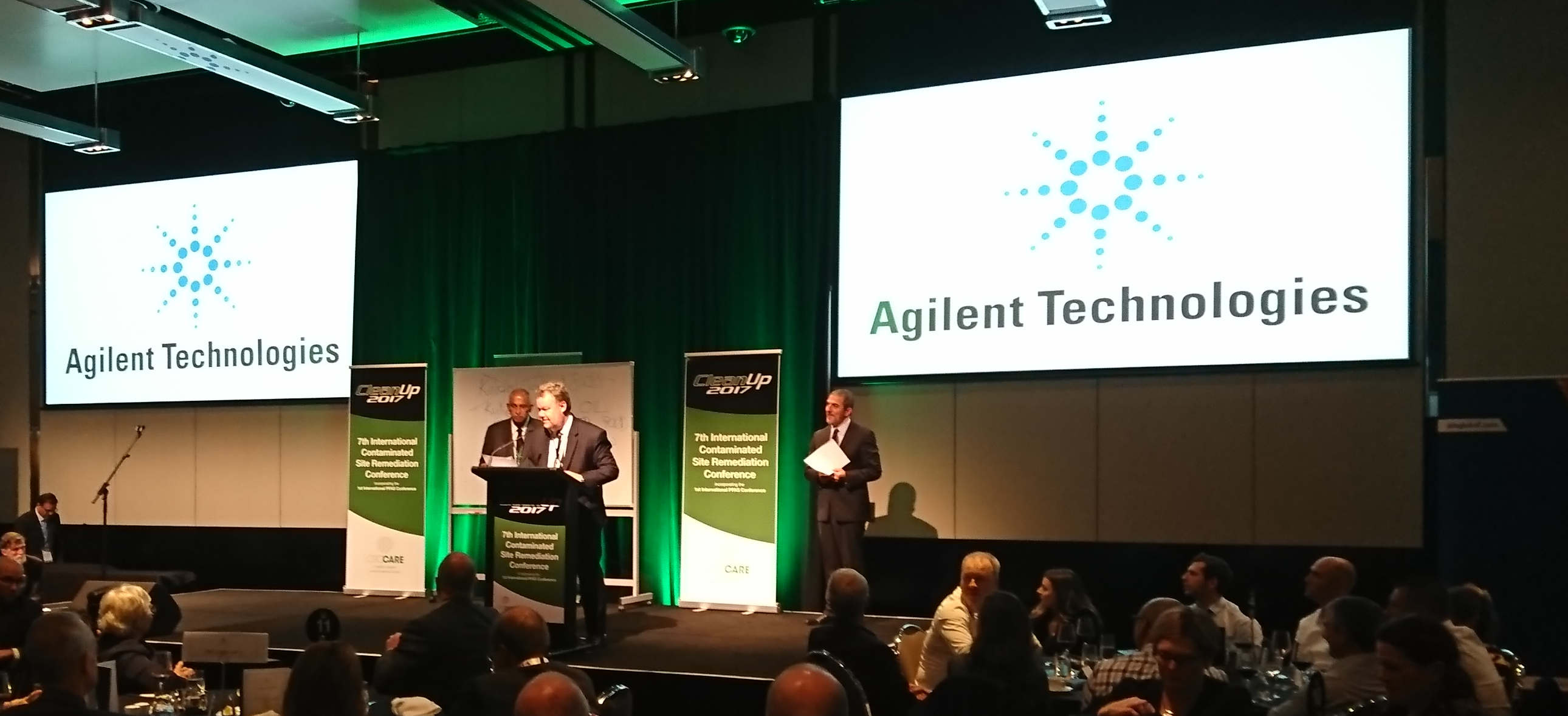 Agilent Award 2017 Announced