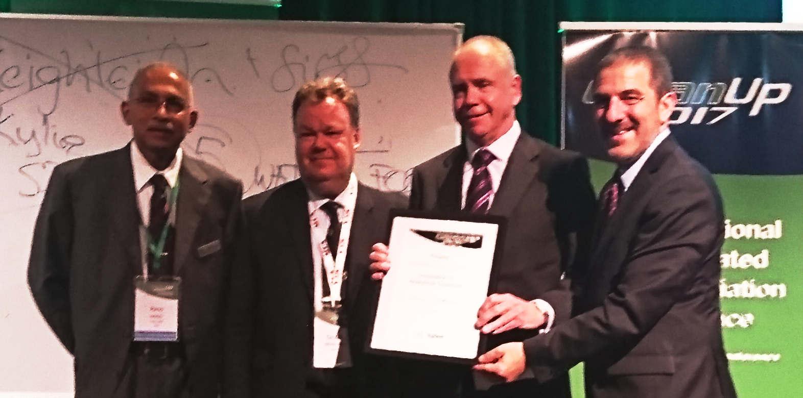 arcHUB - Agilent Award Presentation