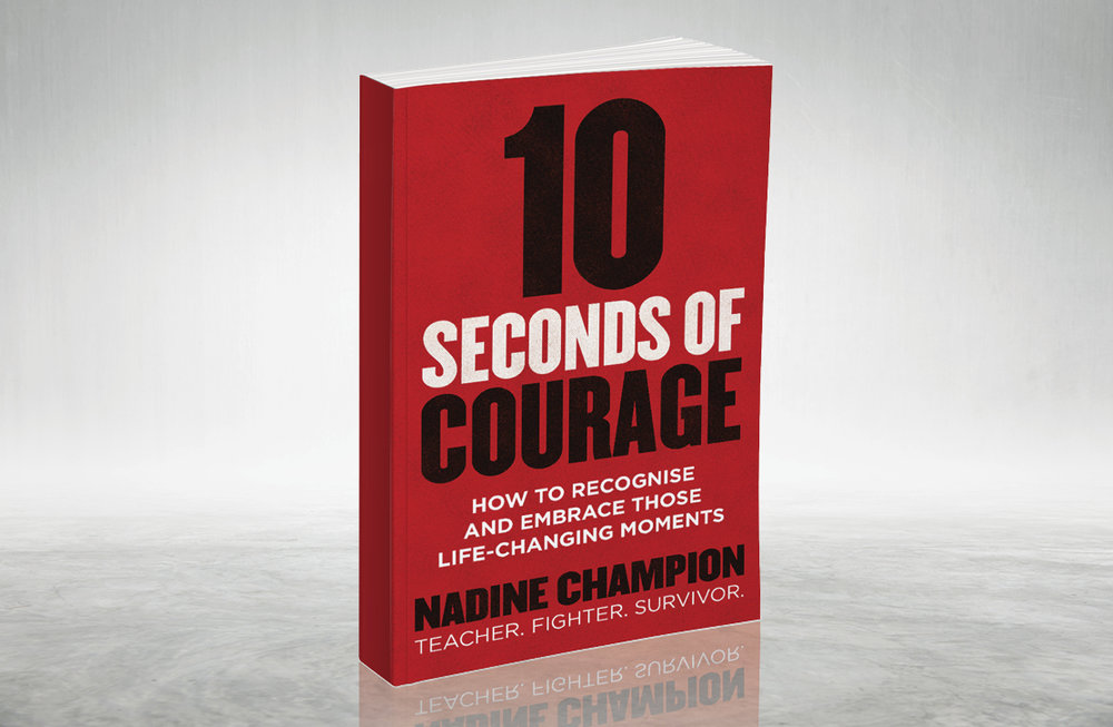 Nadine Champion - 10 Seconds of Courage
