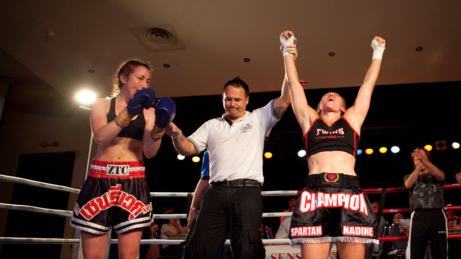 Nadine Champion - Wins
