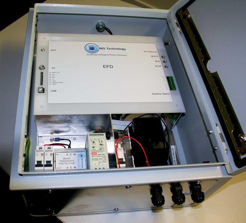 IND Technology EFD