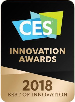 CES 2018 Best of Innovation