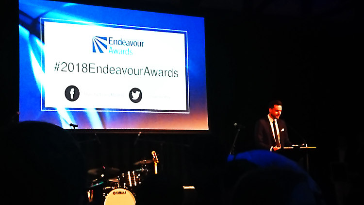 Endeavour Awards Ceremony 2018