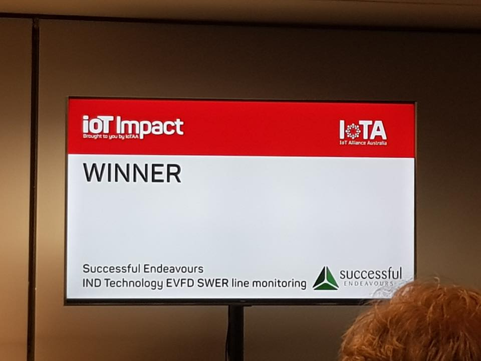 IoT Innovation Award 2018 Announcement