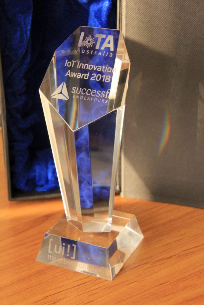 IoT Innovation Award 2018
